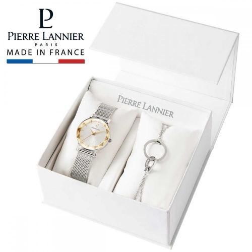ピエールラニエ マルチプルコレクション レディース腕時計 アクセサリー ブレスレットセット