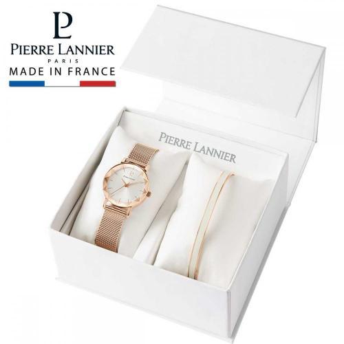 ピエールラニエ マルチプルコレクション レディース腕時計 アクセサリー バングルセット
